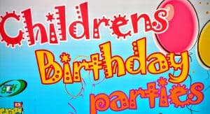 Childrens Birthday parties image