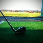 Attractions: Driving range