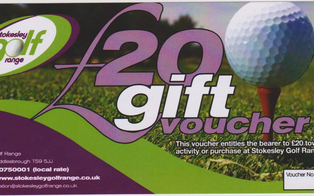 Father's Day is soon – buy your gift vouchers